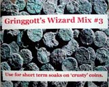 Gringgott's Wizard Mix #3. Crusty Coins